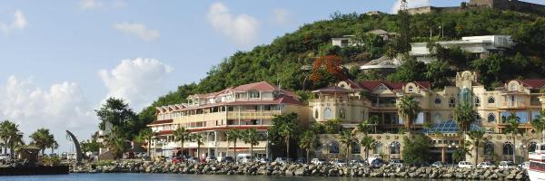 Saint Martin, Americas & Caribbean