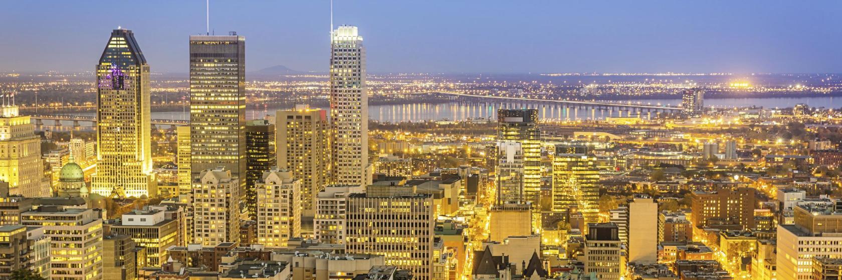 Montreal, Quebec Hotels