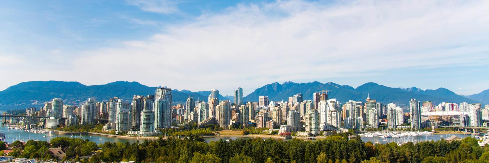 Vancouver, British Columbia Hotels