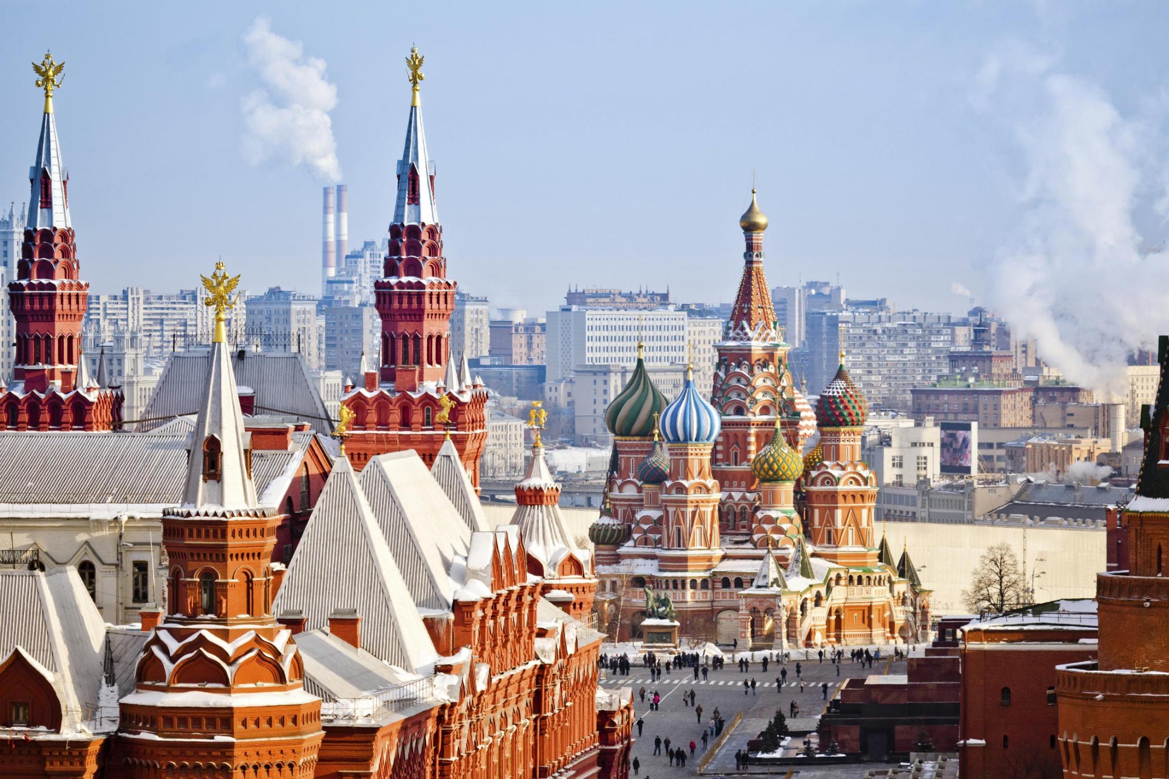 russian kremlin moscow 1600 - photo #41