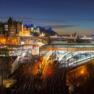 Learn More About Visiting Edinburgh