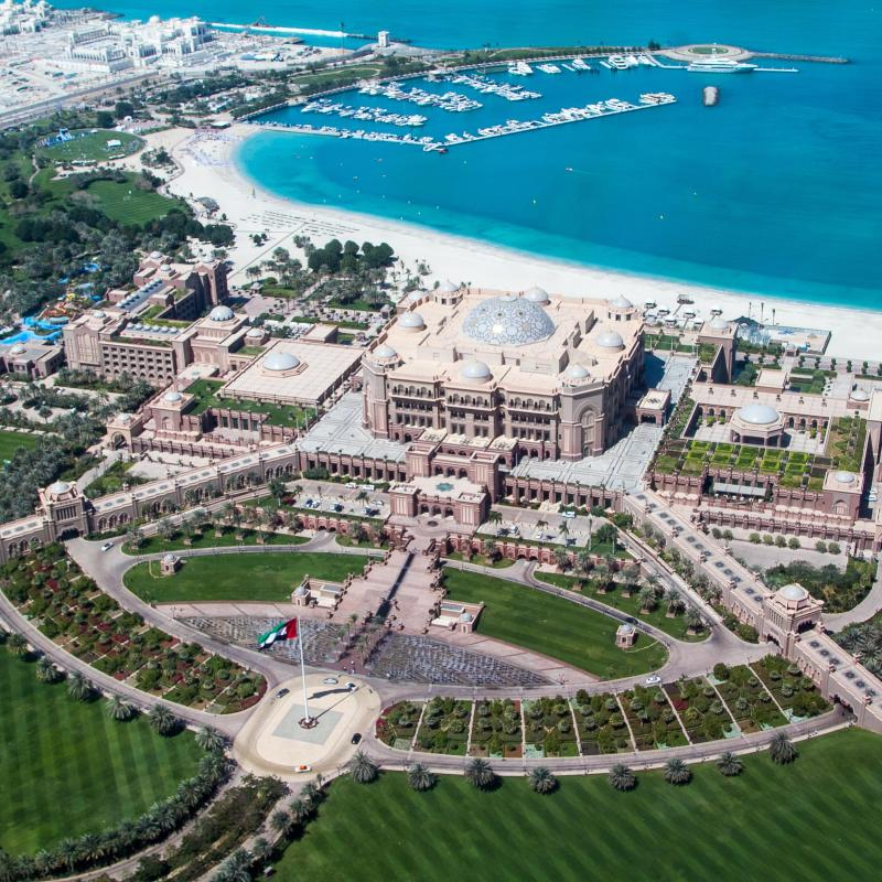 The 30 best hotels places to stay in abu dhabi united for Hotels in uae