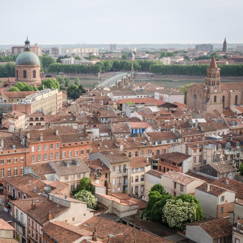 Best Hotels In Toulouse France