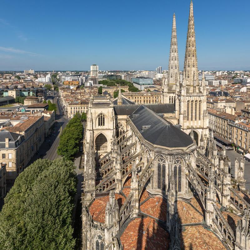 Les 30 meilleurs h tels bordeaux offres for Maison de l architecture bordeaux