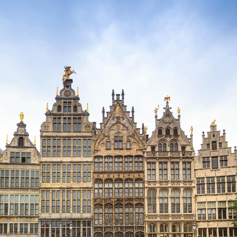 The 30 best hotels in antwerp belgium cheap antwerp for Top design hotels belgium