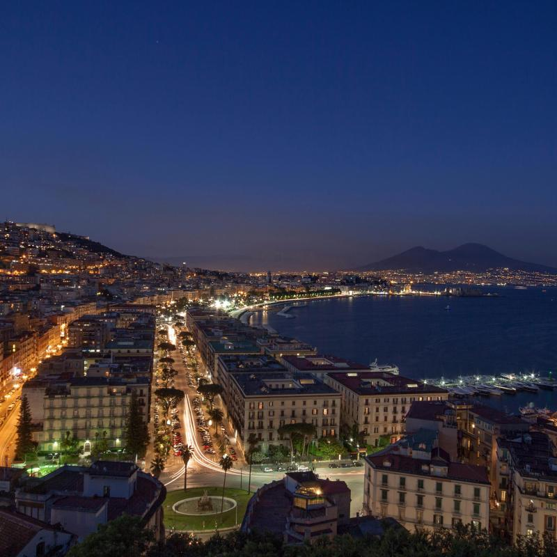 Best Hotels In Naples Italy