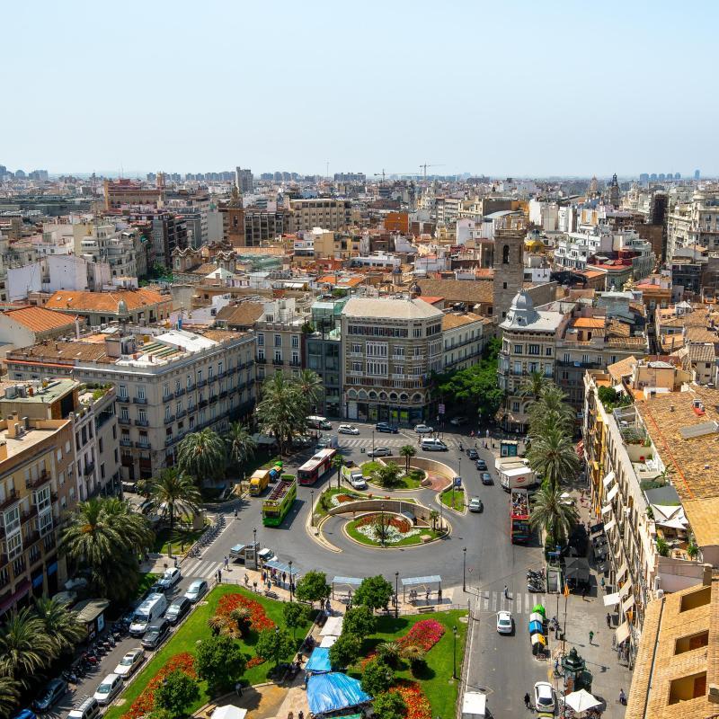 Los 30 Mejores Hoteles En Valencia Espa A Precios
