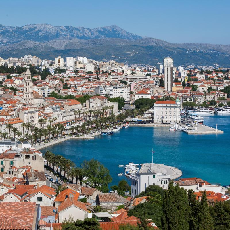 The 30 Best Hotels In Split Croatia Hotel Deals