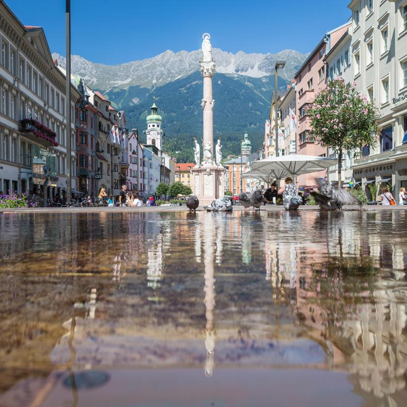 Vieille Ville D Innsbruck