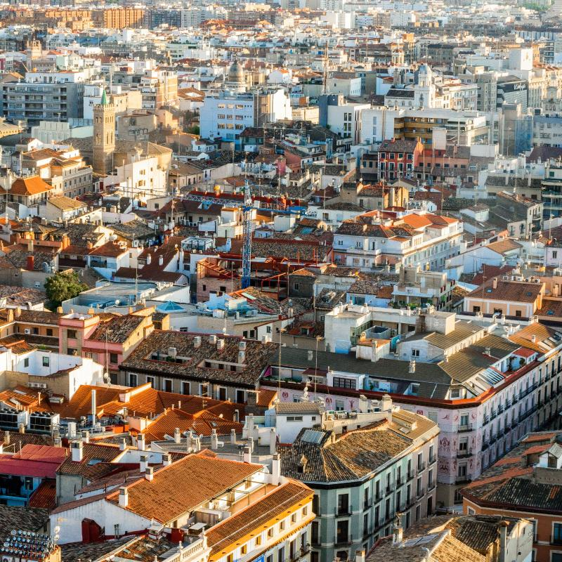 30 hoteles baratos en zaragoza arag n d nde dormir en for Hoteles familiares en zaragoza capital