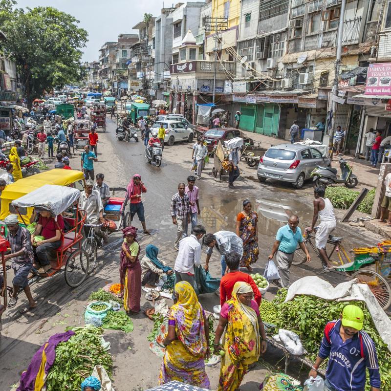 India Food Tour New Delhi Delhi