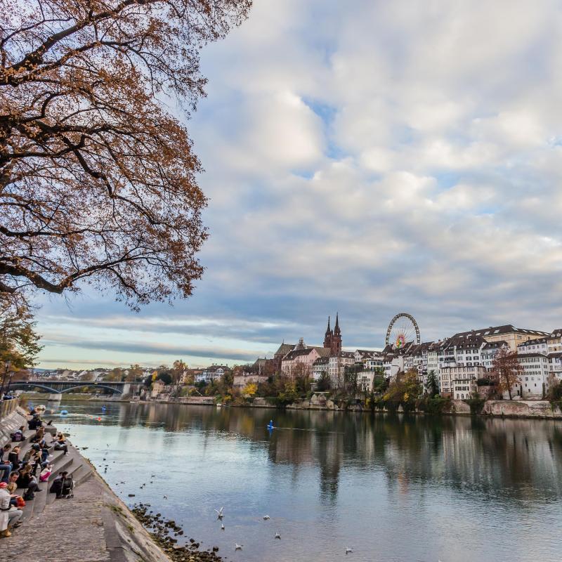 Date men or women in Basel Switzerland