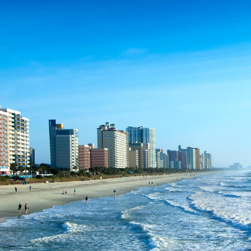 Best Myrtle Beach Hotels Near Boardwalk