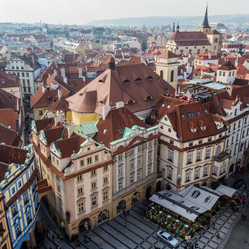 hotel booking in czech republic prague