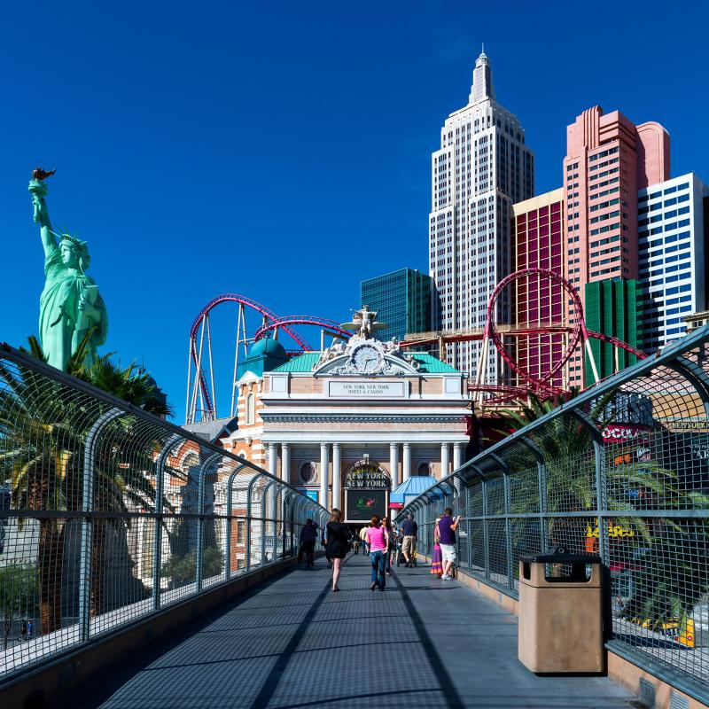 Las Vegas Hotels Close To Convention Center