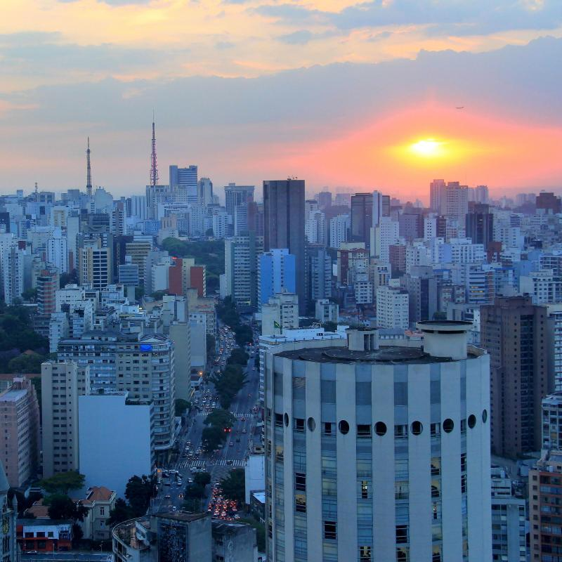 The 30 best hotels places to stay in Sao Paulo Brazil Sao Paulo