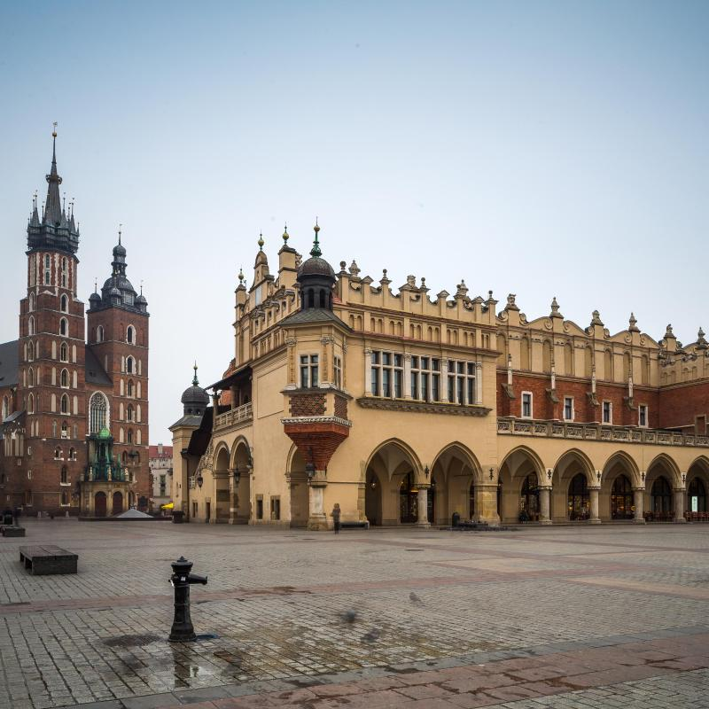 Hotels Near Old Town Krakow Poland