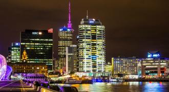 Distrito central de negocios de Auckland