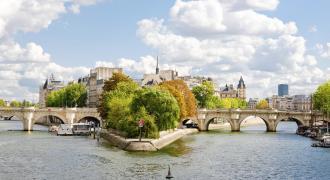 Párizs belvárosa