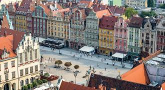 Centro de Breslavia