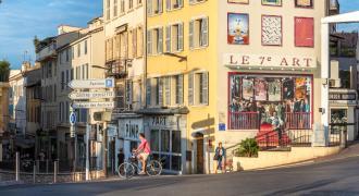 Centre-ville de Cannes