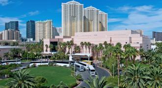 East of the Las Vegas Strip