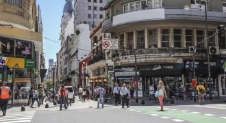 Microcentro de Buenos Aires