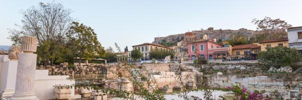 Monastiraki, Athens Hotels