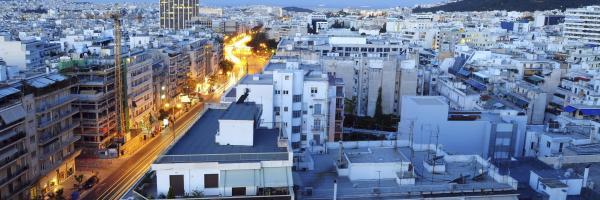 Ilisia, Athens