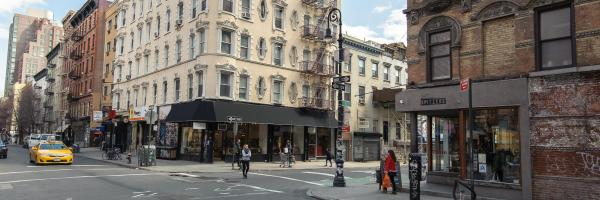 Lower East Side, New York City Hotels