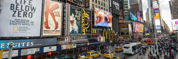 Theater District, New York City Hotels