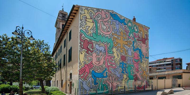 Mural Tuttomondo