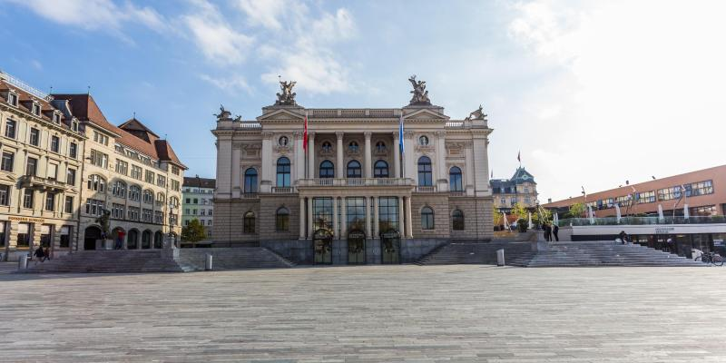 Zürichs operahus