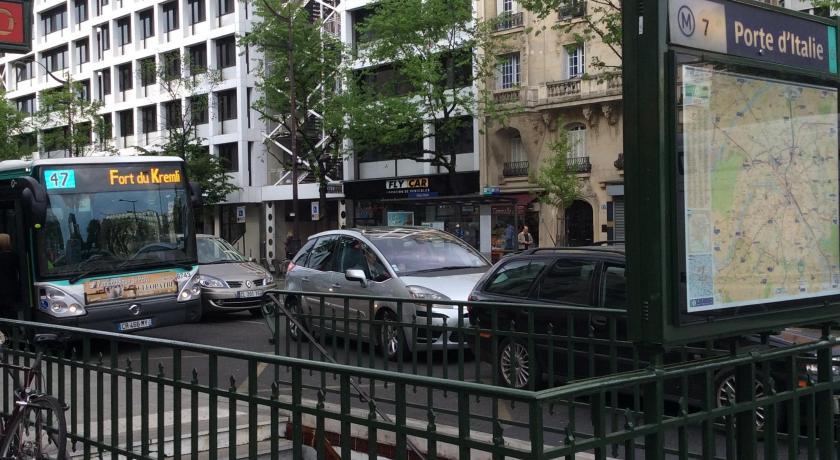 Campanile Paris Porte d'Italie - Le Kremlin Bicêtre