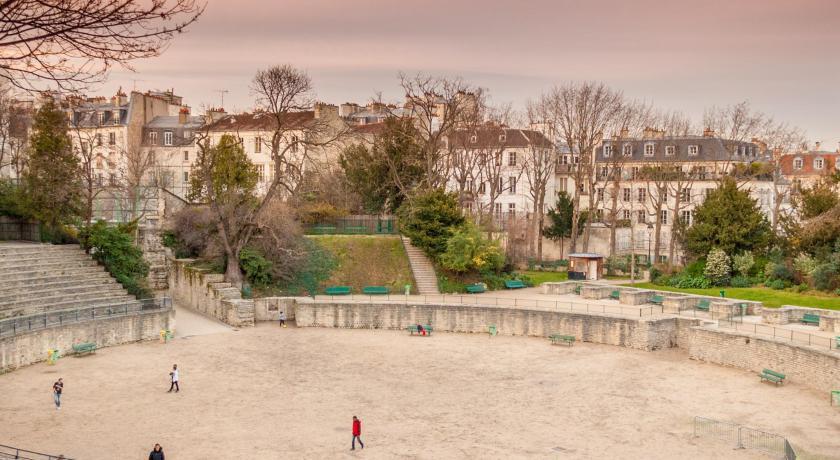 Des Arenes Hotel Paris Booking