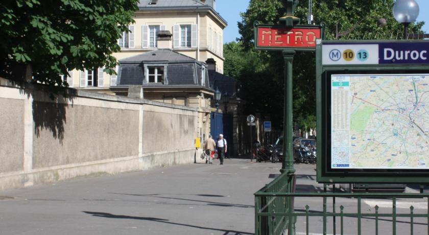 Sunny Saint Germain 1 Bdrm (158)