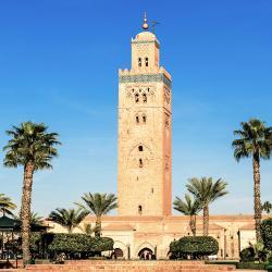 Koutoubian moskeija, Marrakech