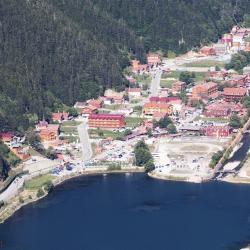 Uzungöl Flachland und See, Uzungöl