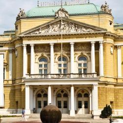 The Croatian National Theatre Ivan Zajc