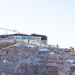Skilift Sass Pordoi 2950m