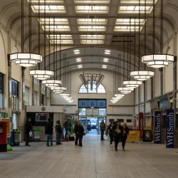 centraal station Cardiff