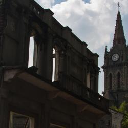 Catholic Church Ningbo Downtown