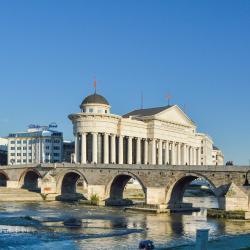 Kamienny Most, Skopje