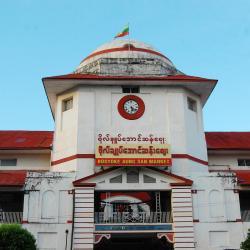 Bogyoke Aung San Market, Rangun