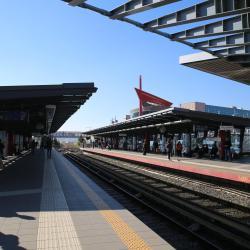 Железнодорожная станция Нерандзиотиса