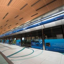 Al Nahda Metro Station