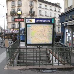 Estación de metro Cardinal Lemoine