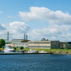 Пассажирский терминал Риги