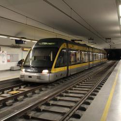 Estación de metro Bolhao