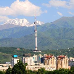 Kok Tobe Mountain, アルマトイ